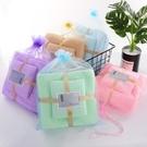 【普通款】加厚珊瑚絨浴巾+毛巾組 浴巾 毛巾 柔軟親膚 吸濕 透氣 浴室 居家生活