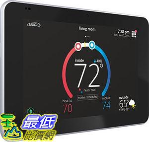 [107美國直購] 溫控器 Lennox 15Z69 iComfort M30 Smart Touchscreen Thermostat
