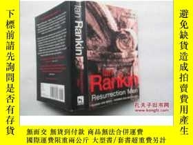 二手書博民逛書店英文原版---Resurrection罕見Men Ian Ran