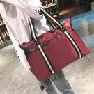 包包2020新款女包潮流托特包大容量單肩包時尚休閒手提包簡約大包 一米陽光
