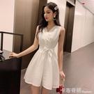 流行裙子氣質時尚洋氣性感夜店女裝小個子輕熟風洋裝收腰 聖誕節全館免運