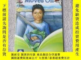 二手書博民逛書店Tama罕見Moves on (Pearson Chapters