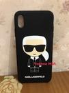 Yvonne MJA卡爾拉格菲爾德預購KARL LAGERFELD卡爾貓老佛爺正版iphoneXS MAX 手機殼
