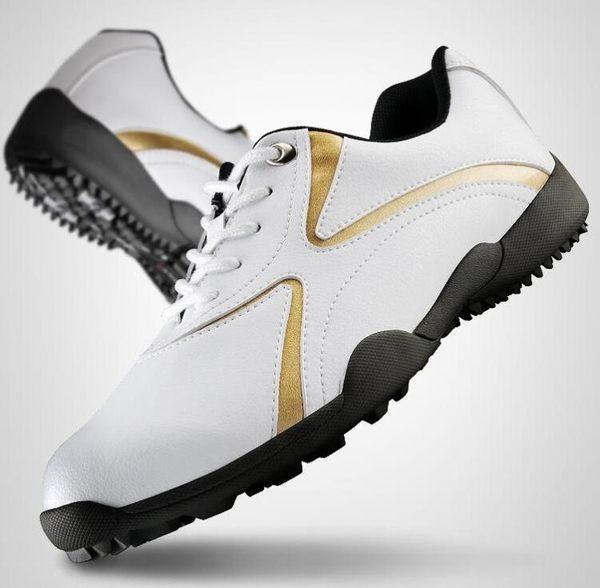 食尚玩家 新款PGM高爾夫球鞋男士經典款Golf運動鞋透氣防滑特價