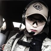 戶外運動戰術護目鏡 自行車山地車騎行眼鏡 登山軍迷CS防護鏡【中秋狂歡9折】