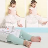 褲襪 薄款 兒童 嬰兒 寶寶 純色 九分 薄襪 BW