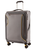AT美國旅行者 31吋 Applite 3.0S 極輕量可加大 行李箱/旅行箱-(灰色) DB7