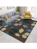 北歐滿鋪可愛簡約現代門墊客廳茶幾沙發地毯臥室床邊毯長方形 YYS【快速出貨】