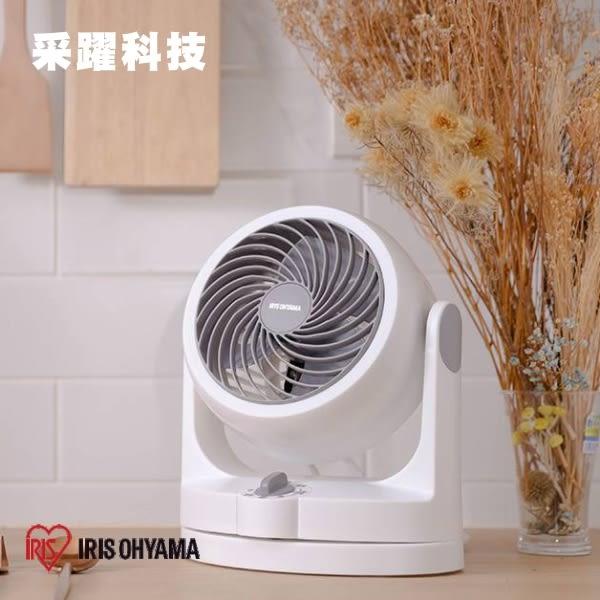 IRIS PCF-HD15W 空氣對流靜音循環扇 公司貨
