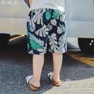 男童短褲夏季薄款五分褲休閒中大童兒童夏裝沙灘褲子洋氣2021新款 小時光生活館