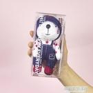 兔子書包掛件潮ins 日系少女毛絨公仔包包情侶一對背包男玩偶掛飾 居家家生活館