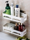 雙慶吸盤式浴室置物架收納架洗手間衛生間廁所壁掛衛浴用品免打孔 雲朵走走