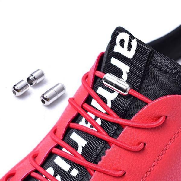 鞋帶 懶人鞋帶 免繫鞋帶 彈性鞋帶 免綁鞋帶 伸縮鞋帶 兒童鞋帶 膠囊鞋扣【Z90607】