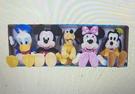 [COSCO代購] W130753 Disney 米奇與好友絨毛玩偶 5入