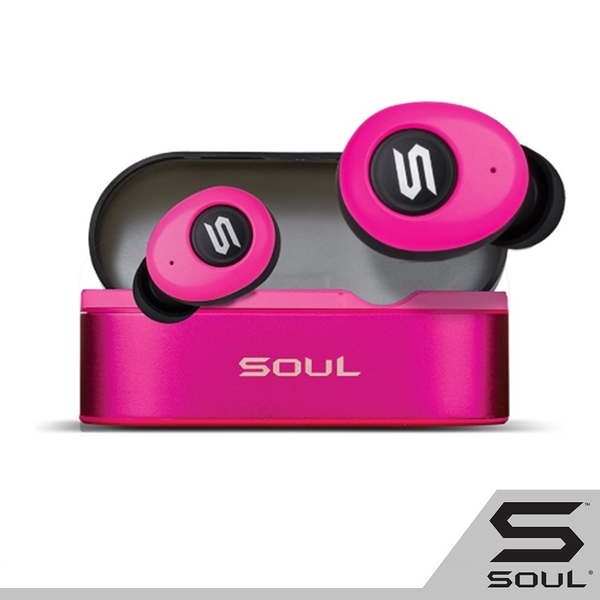 SOUL ST-XS 高性能真無線藍牙耳機- 展示機出清 (商品7日保固)