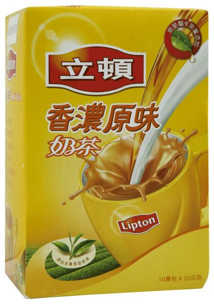 立頓原味奶茶20g*10入