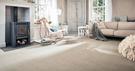 范登伯格 舒芙柔 比利時亮澤柔軟長毛地毯-30淺米-160x240cm