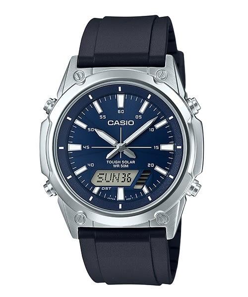 【CASIO宏崑時計】CASIO卡西歐太陽能運動雙顯錶 AMW-S820-2A 50米防水 台灣卡西歐保固一年