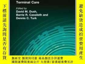 二手書博民逛書店Psychosocial罕見Assessment in Terminal Care-臨終關懷中的社會心理評估Y