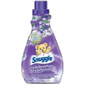 美國 Snuggle 3倍濃縮衣物柔軟精-薰衣草+檀香(50oz)*2