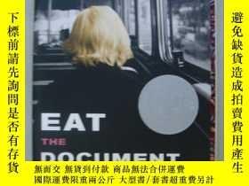 二手書博民逛書店Eat罕見the DocumentY85718 Dana Spi