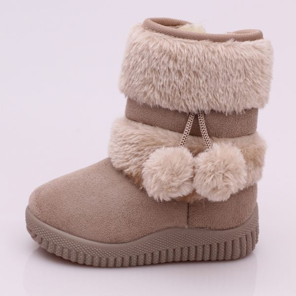 2到12歲11女孩10至9小孩穿的8男童鞋76雪靴5保暖棉鞋4兒童3【蘇迪蔓】 12/6