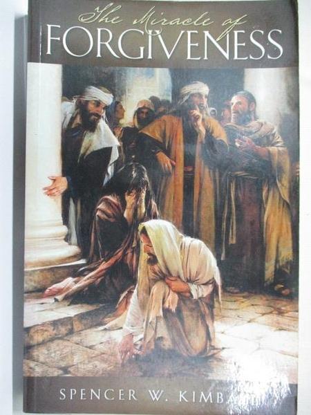 【書寶二手書T7/原文小說_AZZ】FORGIVENESS_Spencer W. Kimball