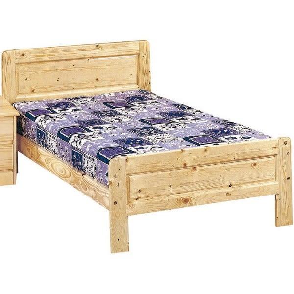床架 床台 AT-417-4 松木3.5尺單人床 (不含床墊) 【大眾家居舘】