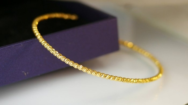 gold ITALY 585 K金 手環 [ kb 040 ] 請先詢價