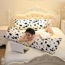 床頭靠枕陪你睡抱枕長條枕睡覺夾腿靠枕床頭靠墊大靠背可拆洗女生床上可愛JD 玩趣3C