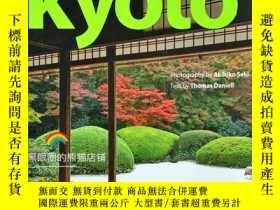 二手書博民逛書店House罕見and Gardens of Kyoto 京都庭院