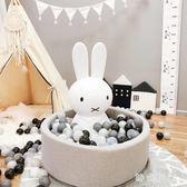 兒童海洋球池波波球室內家用寶寶游戲圍欄北歐彩色球zzy8113『時尚玩家』