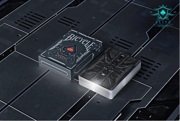 Hybrid Bicycle Holographic Gilded Playing Cards Deck【USPCC撲克】 S103049566