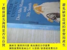 二手書博民逛書店德文原版罕見Mann Mr.SmithY7215 PETER USTINOV ROMAN ISBN:97836