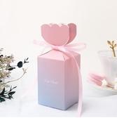 喜糖盒2019新款婚禮喜糖盒ins風結婚糖果盒網紅紙盒喜糖禮盒裝空盒子袋【快速出貨八折搶購】