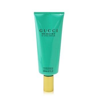 SW Gucci-140 沐浴露 Memoire D'Une Odeur Perfumed Shower Gel 200ml