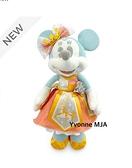 *Yvonne MJA*英國迪士尼預購區限定正品 米妮 亞瑟·卡魯塞爾國王啟發的限量款 娃娃