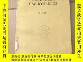 二手書博民逛書店molecular罕見gas dynamics(P877)Y173412