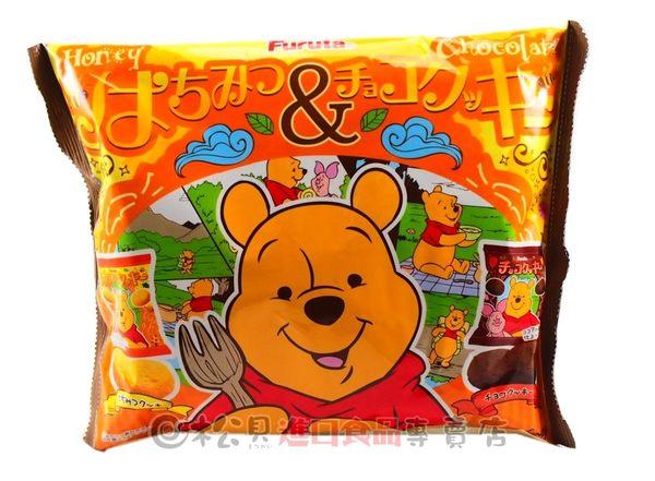 《松貝》古田小熊維尼巧克力餅(巧克力&蜂蜜)120g【4902501054789】bc66