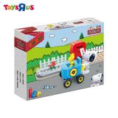 玩具反斗城 BANBAO 史努比組合系列-露西VS郵差