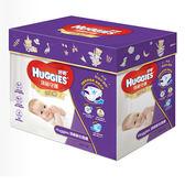 【好奇】白金新生禮盒(S52片x1包+M52片x1包+超厚倍柔溼巾64抽x3包)-箱購