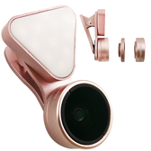廣角鏡頭 0.36超廣角 自拍 補光燈 夾式鏡頭 自拍鏡頭【BB0049】自拍神器 廣角鏡 夾式 微距