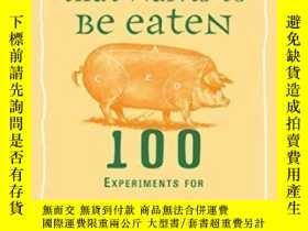 二手書博民逛書店The罕見Pig That Wants To Be EatenY255562 Julian Baggini P