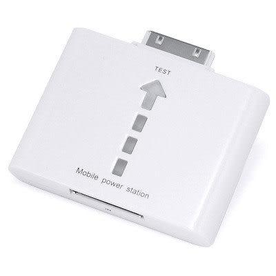 【免運費】iPhone 3G 電量顯示型外接式電池