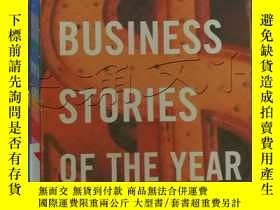 二手書博民逛書店The罕見Best Business Stories of th