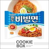 【即期品】韓國 paldo 乾拌麵 單包 130g 涼麵 泡麵 拌麵 *餅乾盒子*