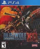 PS4 鋼鐵蒼狼 混沌之戰 XD(美版代購)