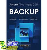 [8美國直購] 暢銷軟體 Acronis True Image 2019
