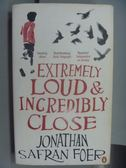 【書寶二手書T6/原文小說_NNG】Extremely Loud & Incredibly Close_Jona
