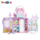 玩具反斗城 HASBRO 迪士尼公主攜帶式大城堡